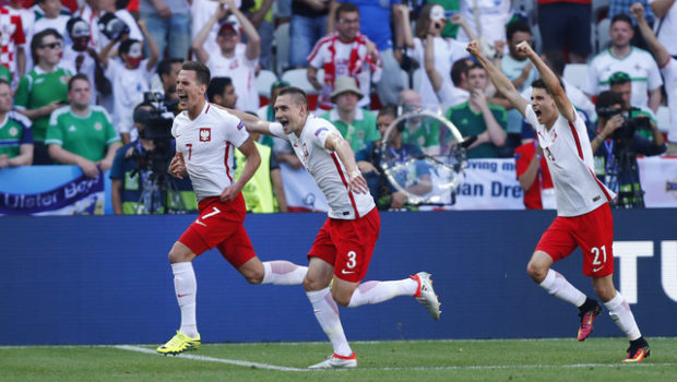 Poland v Northern Ireland - EURO 2016 - Group C