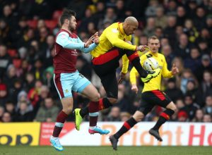 Soccer - npower Football League Championship - Watford v Burnley - Vicarage Road
