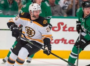 NHL: Boston Bruins at Dallas Stars